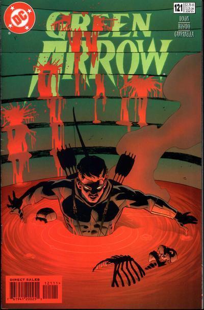 Green Arrow #121