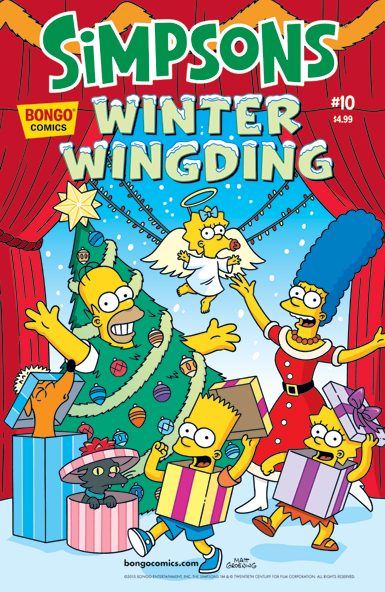 The Simpsons: Winter Wingding #10