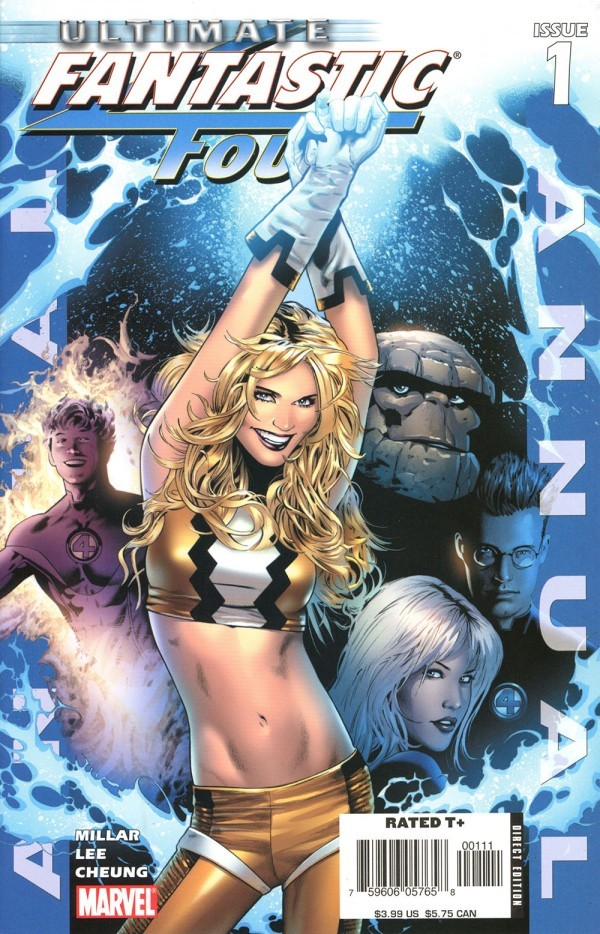 Ultimate Fantastic Four Annual #1