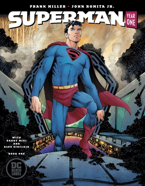Superman: Year One #1