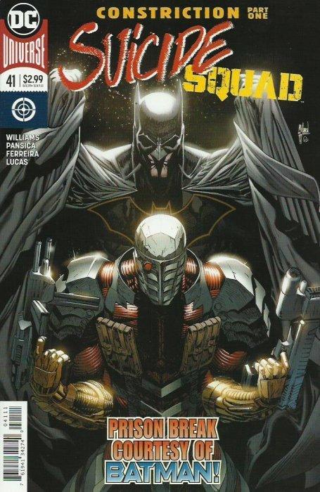 Suicide Squad #41