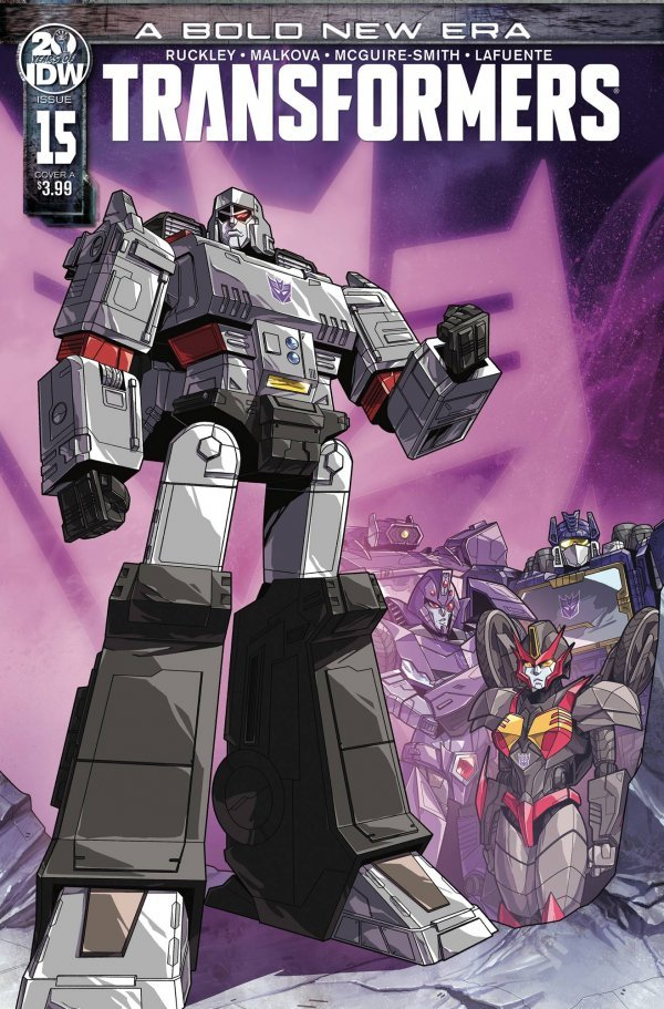The Transformers #15