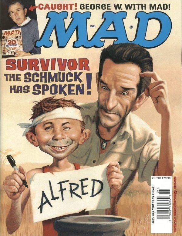 Mad Magazine #405
