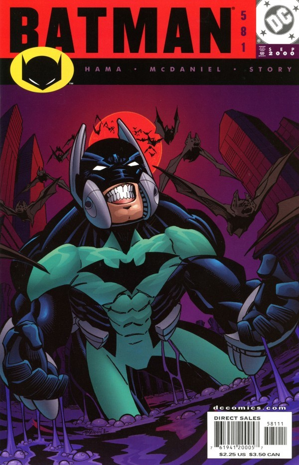 Batman #581