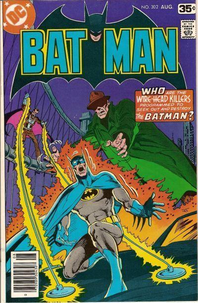 Batman #302