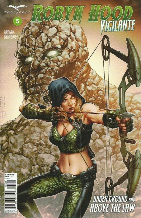 Robyn Hood: Vigilante #5