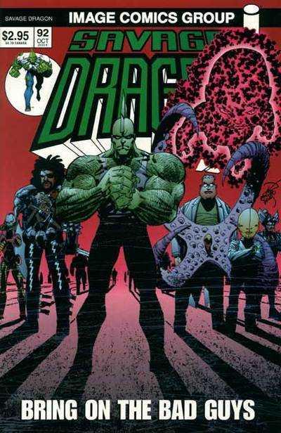 Savage Dragon #92