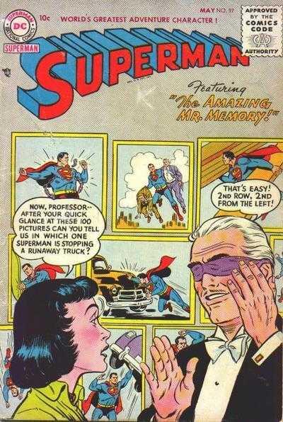 Superman #97