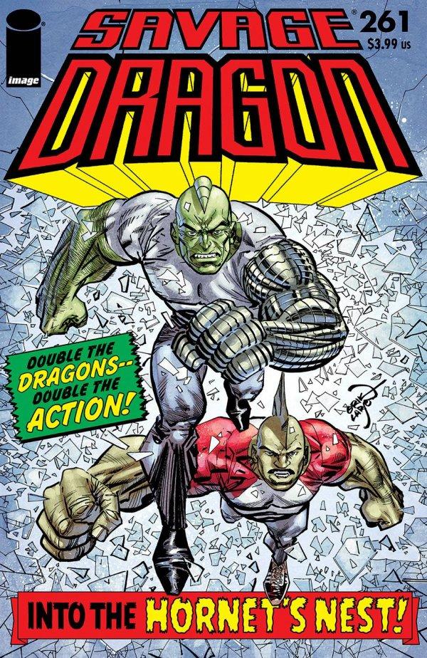 Savage Dragon #261