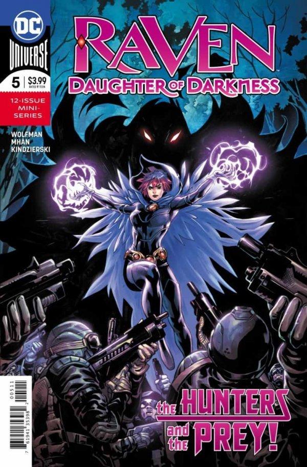 Raven: Daughter of Darkness #5