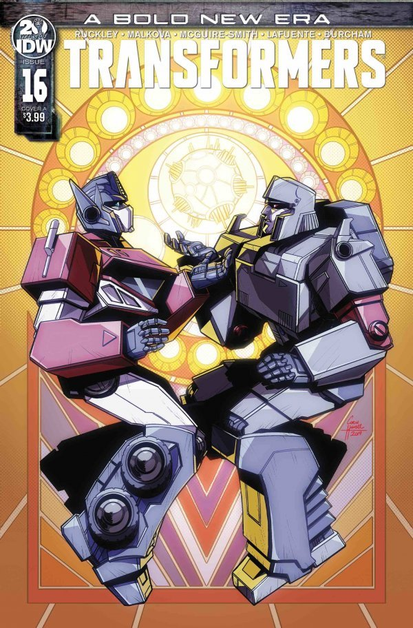 The Transformers #16