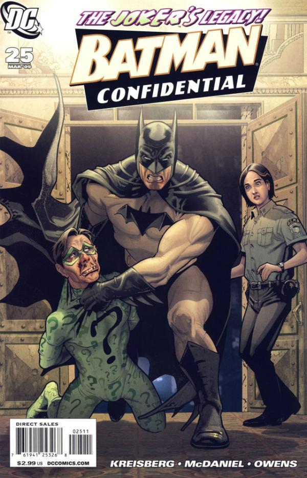 Batman Confidential #25