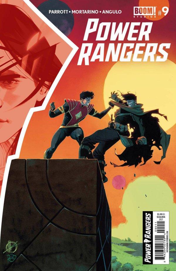 Power Rangers #9