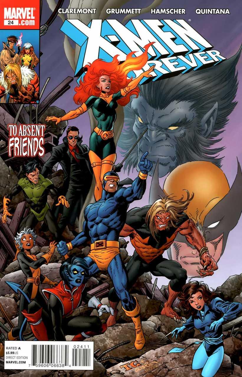 X-Men Forever #24