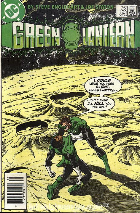 Green Lantern #193