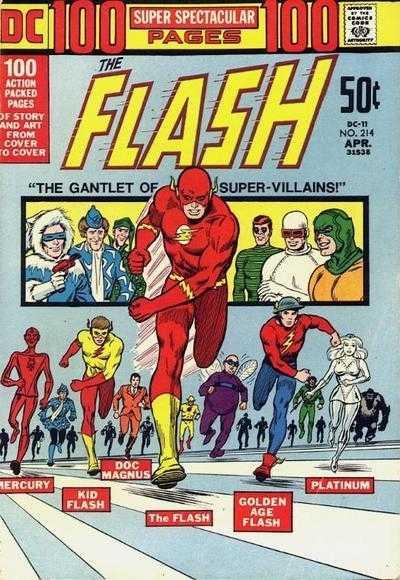 The Flash #214