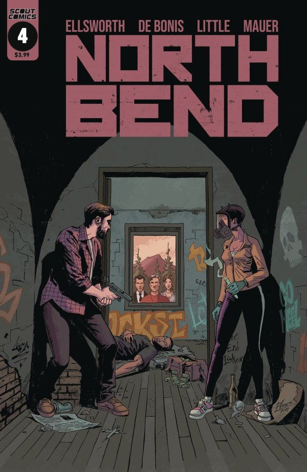 North Bend #4 review