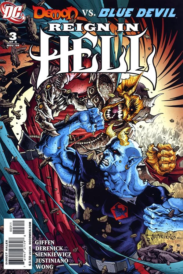 Reign in Hell #3