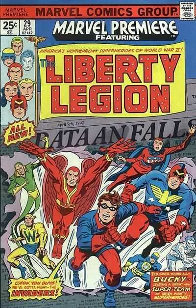 Marvel Premiere #29