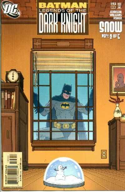 Batman: Legends of the Dark Knight #193