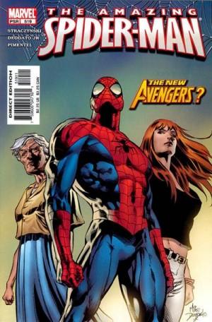The Amazing Spider-Man #519