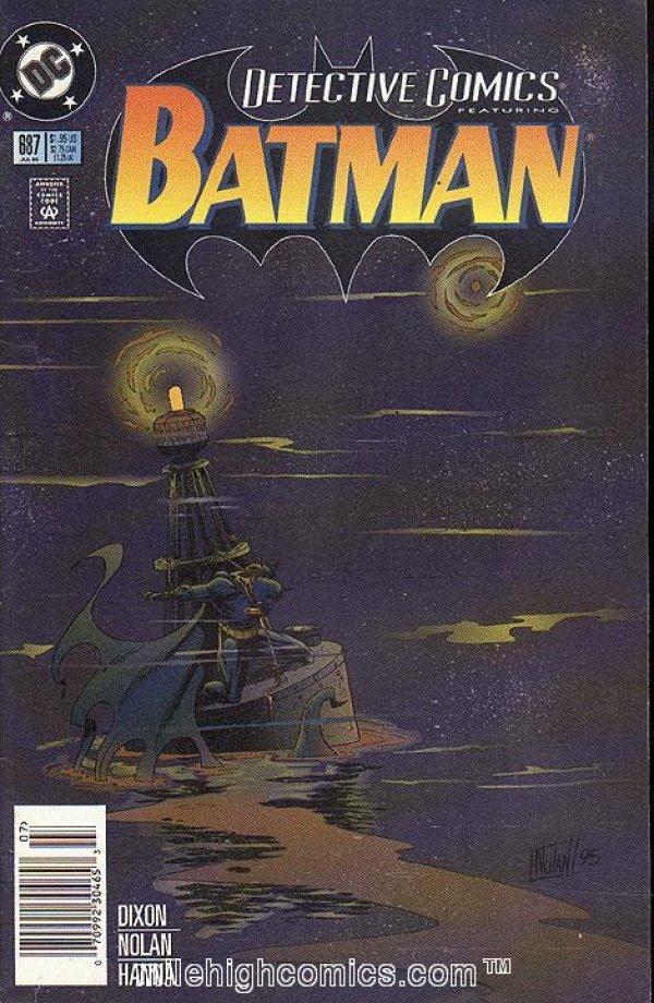 Detective Comics #687