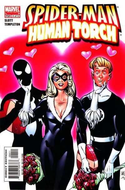 Spider-Man / Human Torch #4