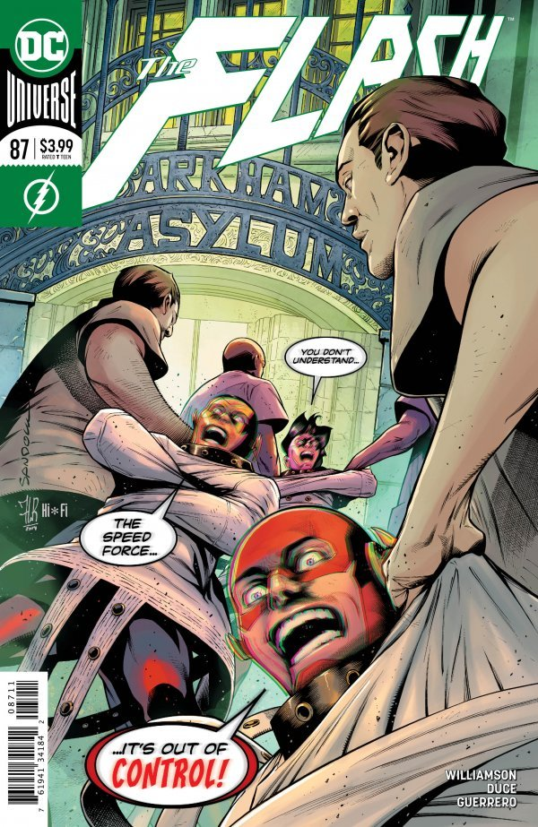 The Flash #87