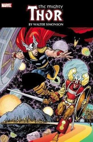 The Mighty Thor by Walter Simonson Omnibus HC