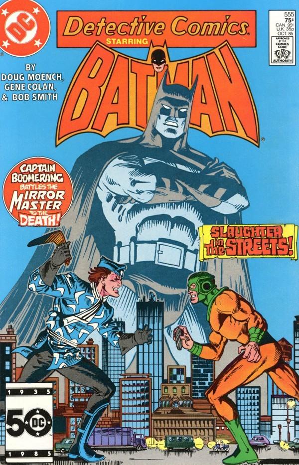 Detective Comics #555