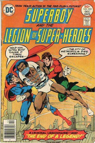 Superboy #222