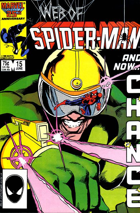 Web of Spider-Man #15