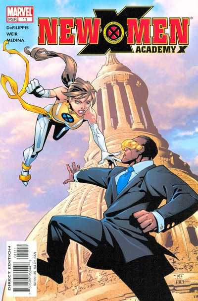 New X-Men #11