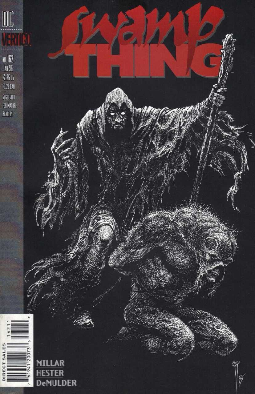 The Saga of the Swamp Thing #162