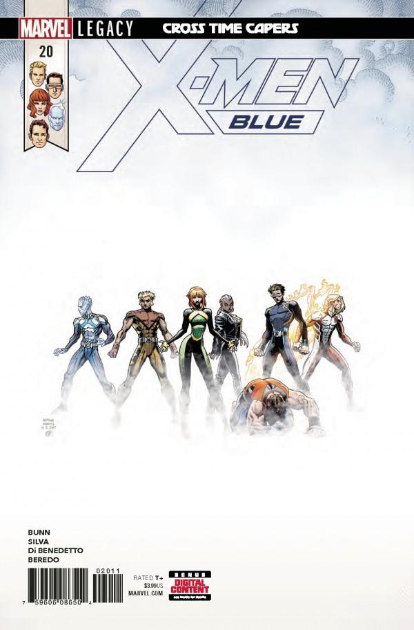 X-Men: Blue #20