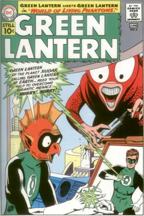 Green Lantern #6