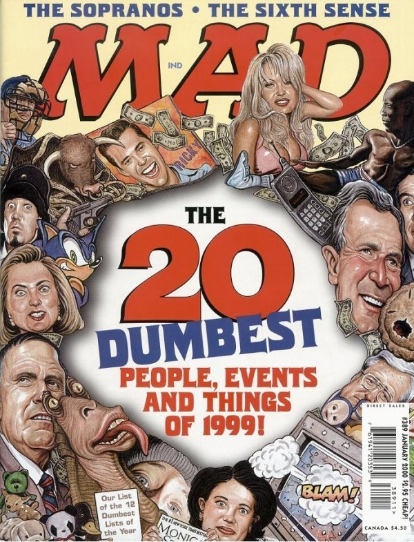 Mad Magazine #389