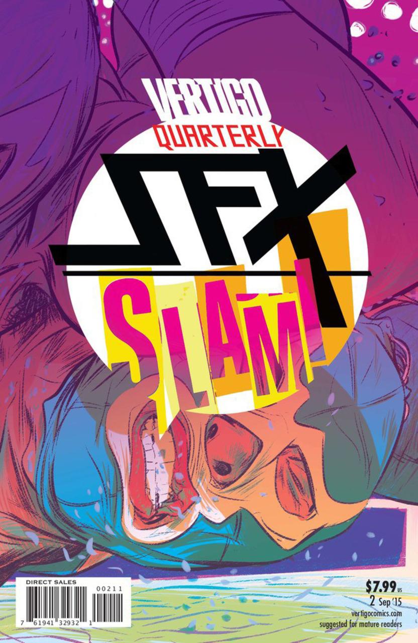 Vertigo Quarterly: SFX #2