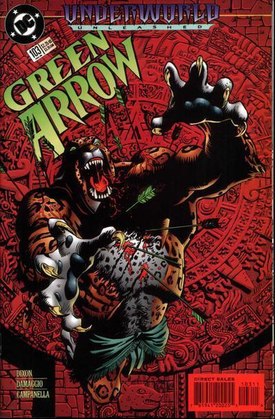 Green Arrow #103