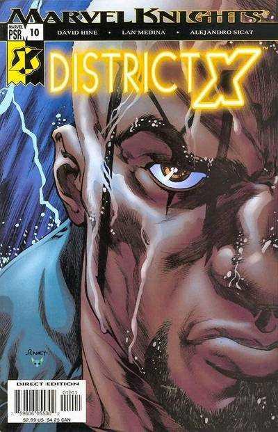 District X #10