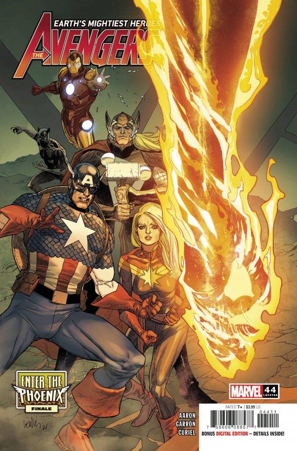 The Avengers #44