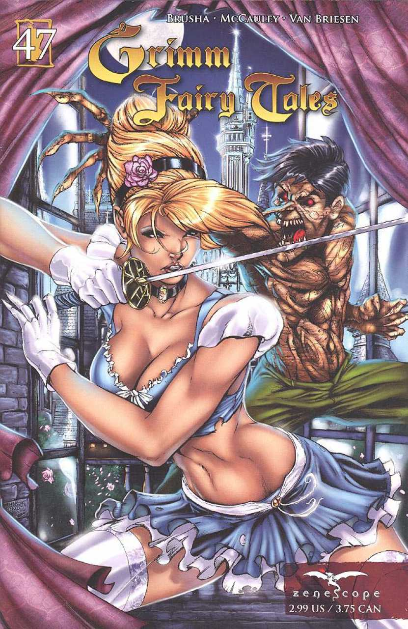 Grimm Fairy Tales #47