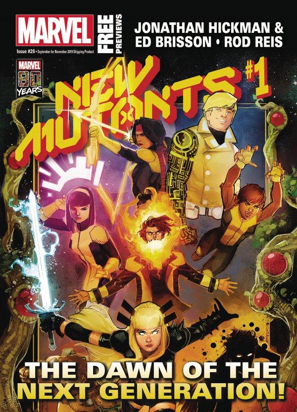 Marvel Previews #26