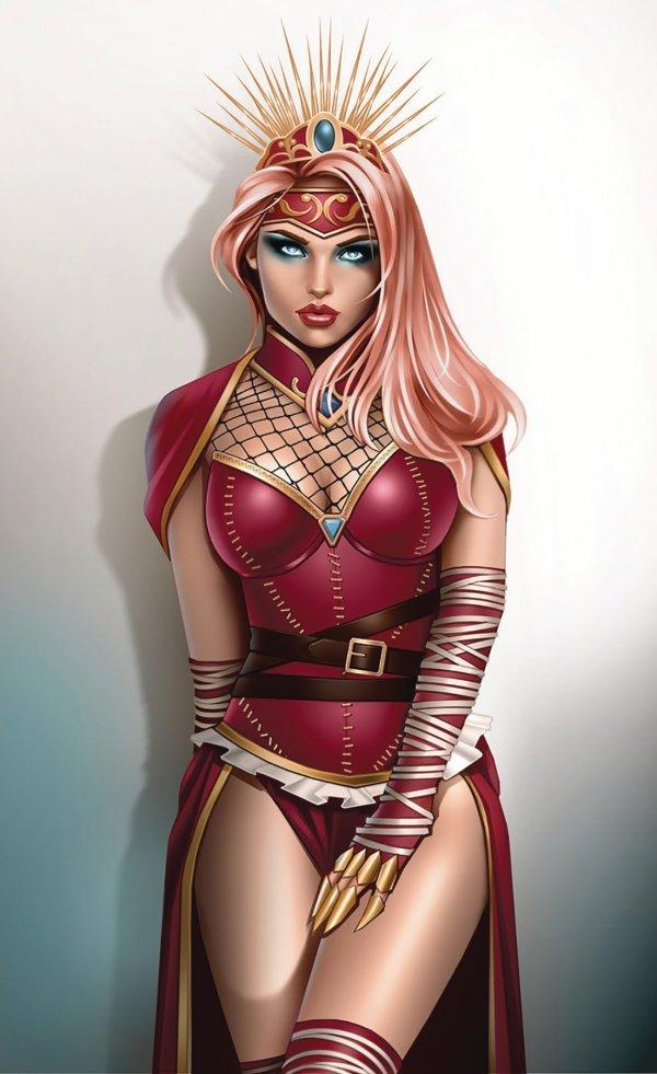 Robyn Hood: Justice #1