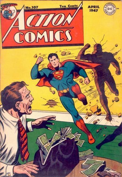 Action Comics #107