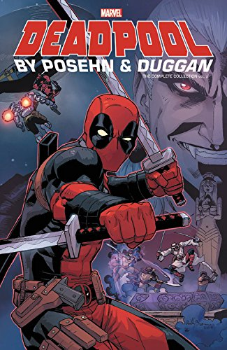 Deadpool By Posehn & Duggan: The Complete Collection Vol. 2 TP