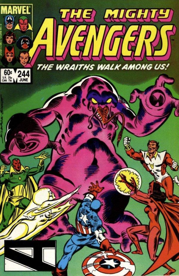The Avengers #244