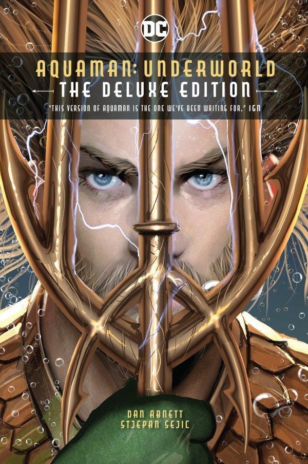 Aquaman: Underworld Deluxe Edition HC