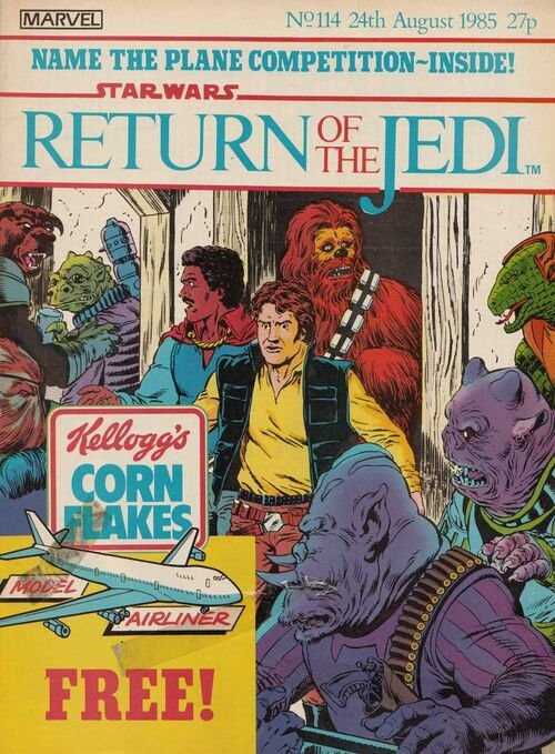 Return of the Jedi Weekly #114