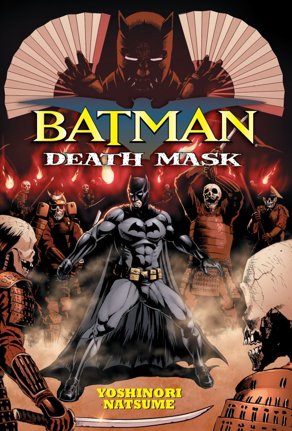 Batman: Death Mask Collected Edition TP